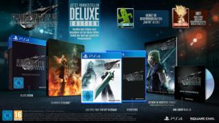 Final Fantasy VII Remake Deluxe Edition - PlayStation 4