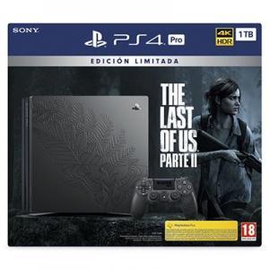 Consola Playstation 4 PRO (PS4) Edición Limitada The Last of Us 2