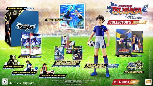 Captain Tsubasa: Rise Of New Champions Collectors Edition