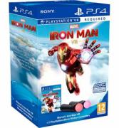 Marvel's Iron Man VR Pack PlayStation Move - PlayStation 4