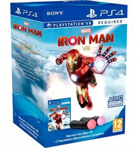 Marvel's Iron Man VR Pack PlayStation Move