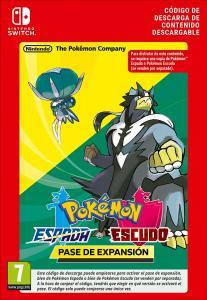 Pokémon Espada y Pokémon Escudo: Pase de expansión