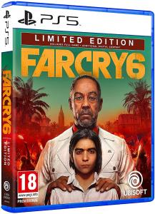 Far Cry 6 Limited Edition (Exclusiva Amazon)