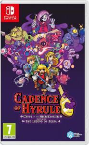 Cadence of Hyrule - Crypt of the Necrodancer