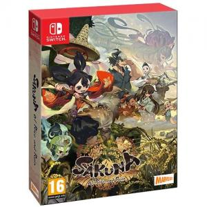 Sakuna: of Rice and Ruin Collectors Edition