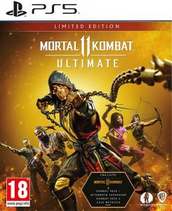 Mortal Kombat 11: Ultimate Limited Edition