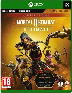 Mortal Kombat 11: Ultimate Limited Edition