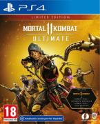 Mortal Kombat 11: Ultimate Limited Edition - PlayStation 4