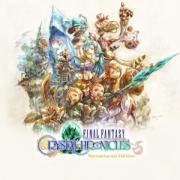 Final Fantasy Crystal Chronicles  - PlayStation 4