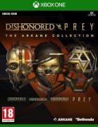 Dishonored and Prey: The Arkane Collection  - XBox ONE