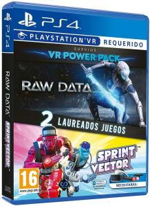 Pack Raw Data + Sprint Vector