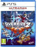 Override 2: Ultraman