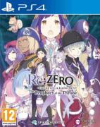 Re:Zero The Prophecy of the Throne