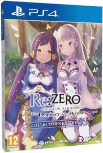 Re:Zero The Prophecy of the Throne Limited Edition