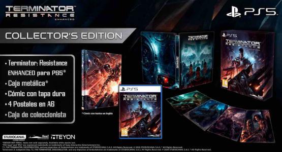 Terminator Resistance Enhanced Collectors Edition