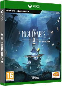 Little Nightmares II Day One Edition