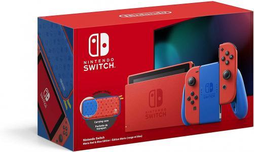 Consola Nintendo Switch Edición Mario