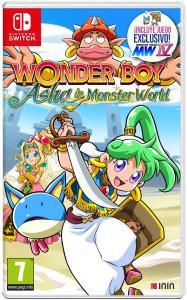 Wonder Boy: Asha in Monster World
