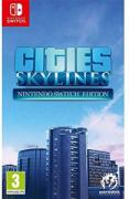 Cities Skylines Deluxe Edition - Nintendo Switch