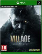 Resident Evil Village Edición Lenticular - XBox Series X