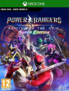 Power Rangers: Battle for the Grid Super Edition - XBox ONE