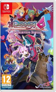 Disgaea 6: Defiance of Destiny Unrelenting Edition