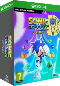 Sonic Colours Ultimate Day One Edition