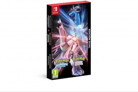 Pokémon Diamante Brillante / Perla Reluciente Pack Doble