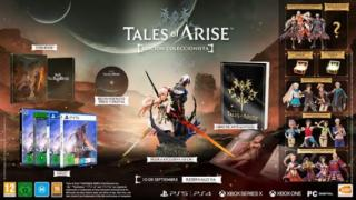 Tales Of Arise Collectors Edition - PlayStation 5