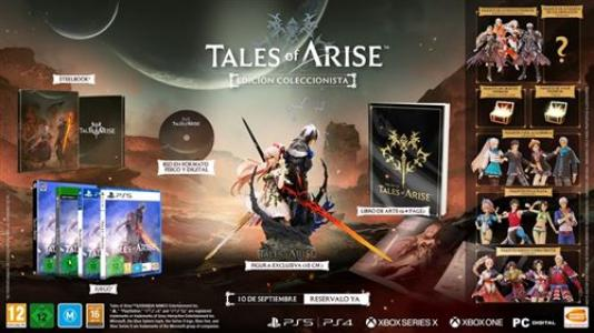 Tales Of Arise Collectors Edition