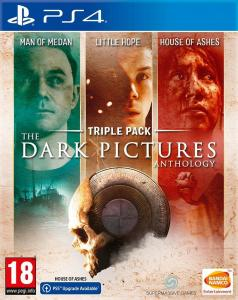 The Dark Pictures: Triple Pack