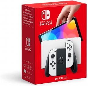 Consola Nintendo Switch OLED Blanco