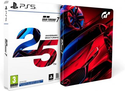 Gran Turismo 7 Edición 25 Aniversario