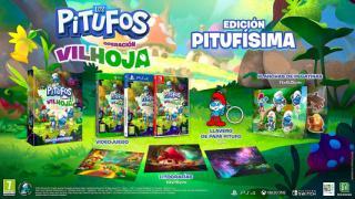 Los Pitufos Operación Vilhoja