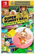 Super Monkey Ball Banana Mania Launch Edition - Nintendo Switch