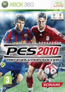 PES - Pro Evolution Soccer 2010