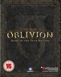 The Elder Scrolls IV: Oblivion GOTY Edition - Platinum