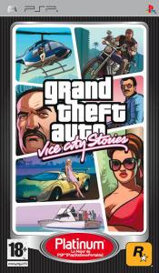 GTA - Grand Theft Auto: Liberty City Stories Platinum