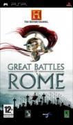 Great Battles Of Rome  - PSP