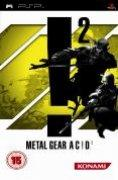 Metal Gear Acid 2  - PSP