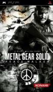 Metal Gear Solid - Peace Walker  - PSP