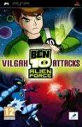 Ben 10 Alien Force: Vilgax Attacks  - PSP