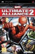 Marvel: Ultimate Alliance 2  - PSP