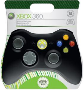 Official Xbox 360 Wireless Controller - Black