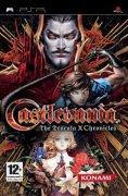 Castlevania: Dracula X Chronicles  - PSP