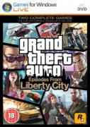 GTA - Grand Theft Auto: Episodes from Liberty City
