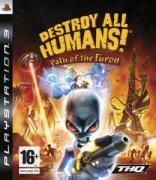 Destroy All Humans - Path Of The Furon  - PlayStation 3