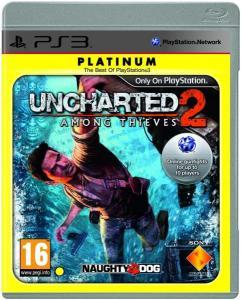 Uncharted 2: El Reino de los Ladrones Platinum