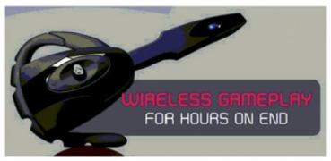 Gioteck EX-01 Bluetooth Headset