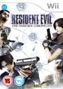 Resident Evil: The Darkside Chronicles + Zapper  - Wii